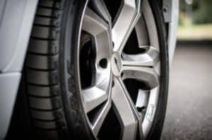 Car Rim Theft Suspect Apprehended