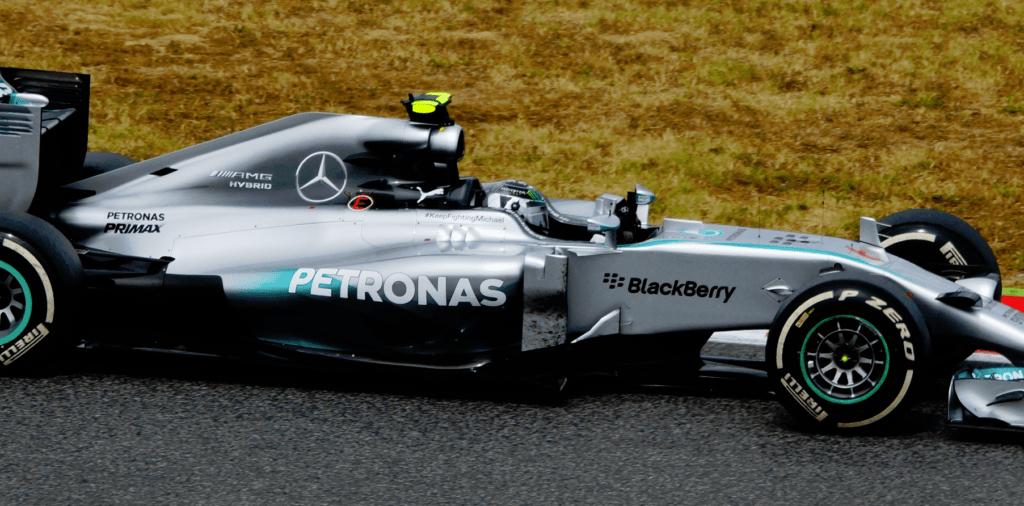 mercedes-amg-petronas-formula-1-car