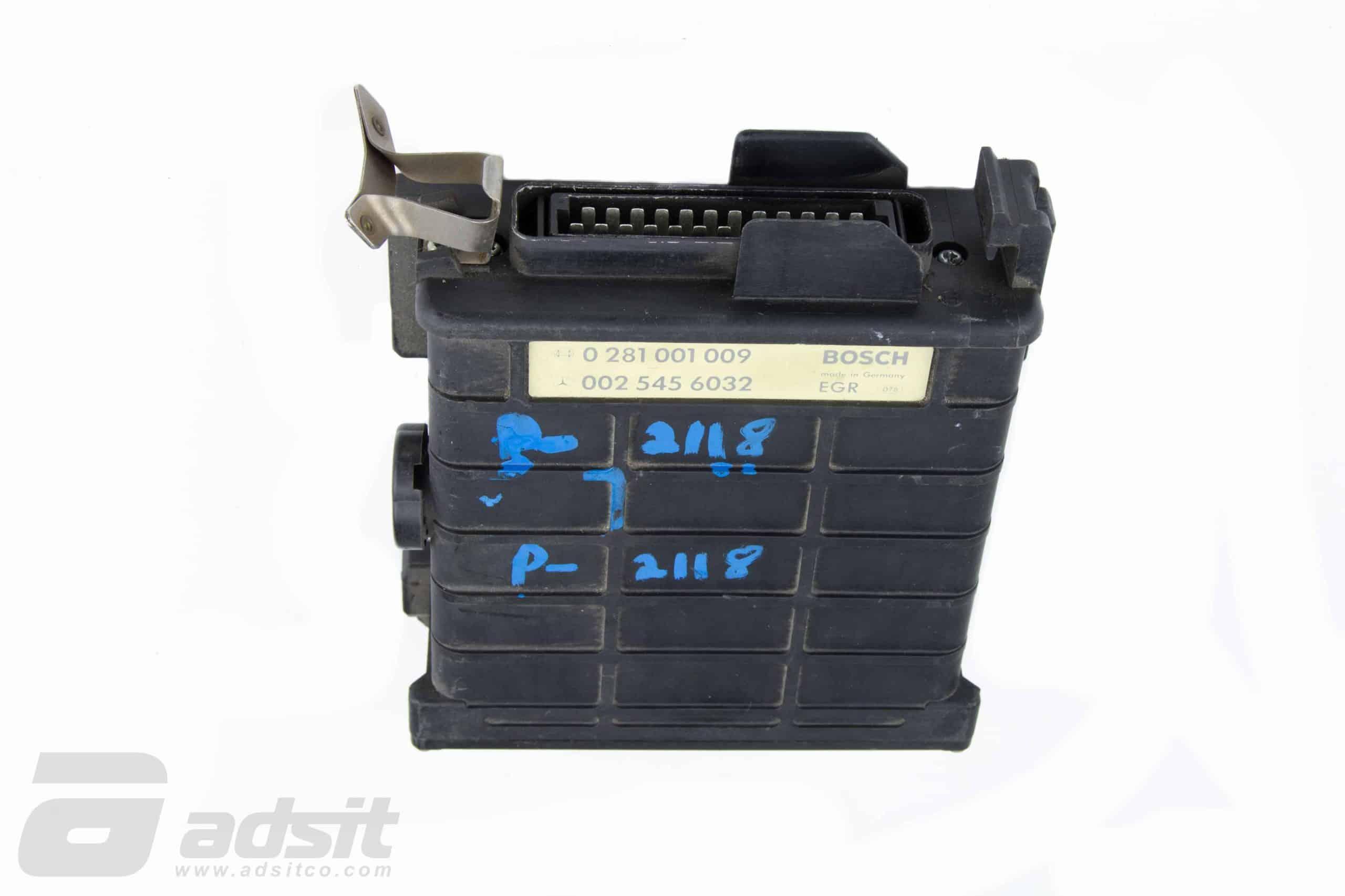 Engine Speed Control Unit – Diesel