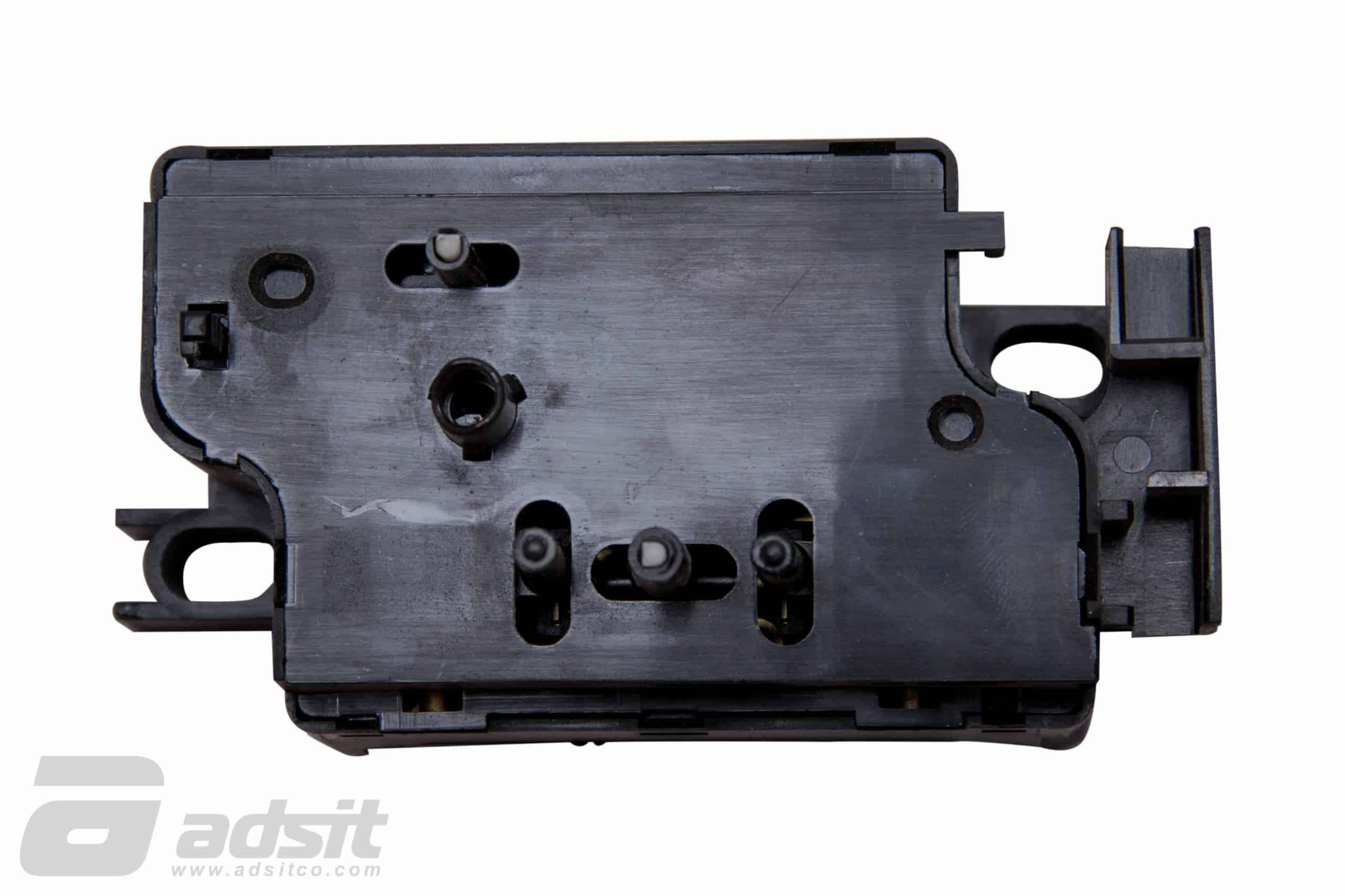 Backrest Adjustment Switch