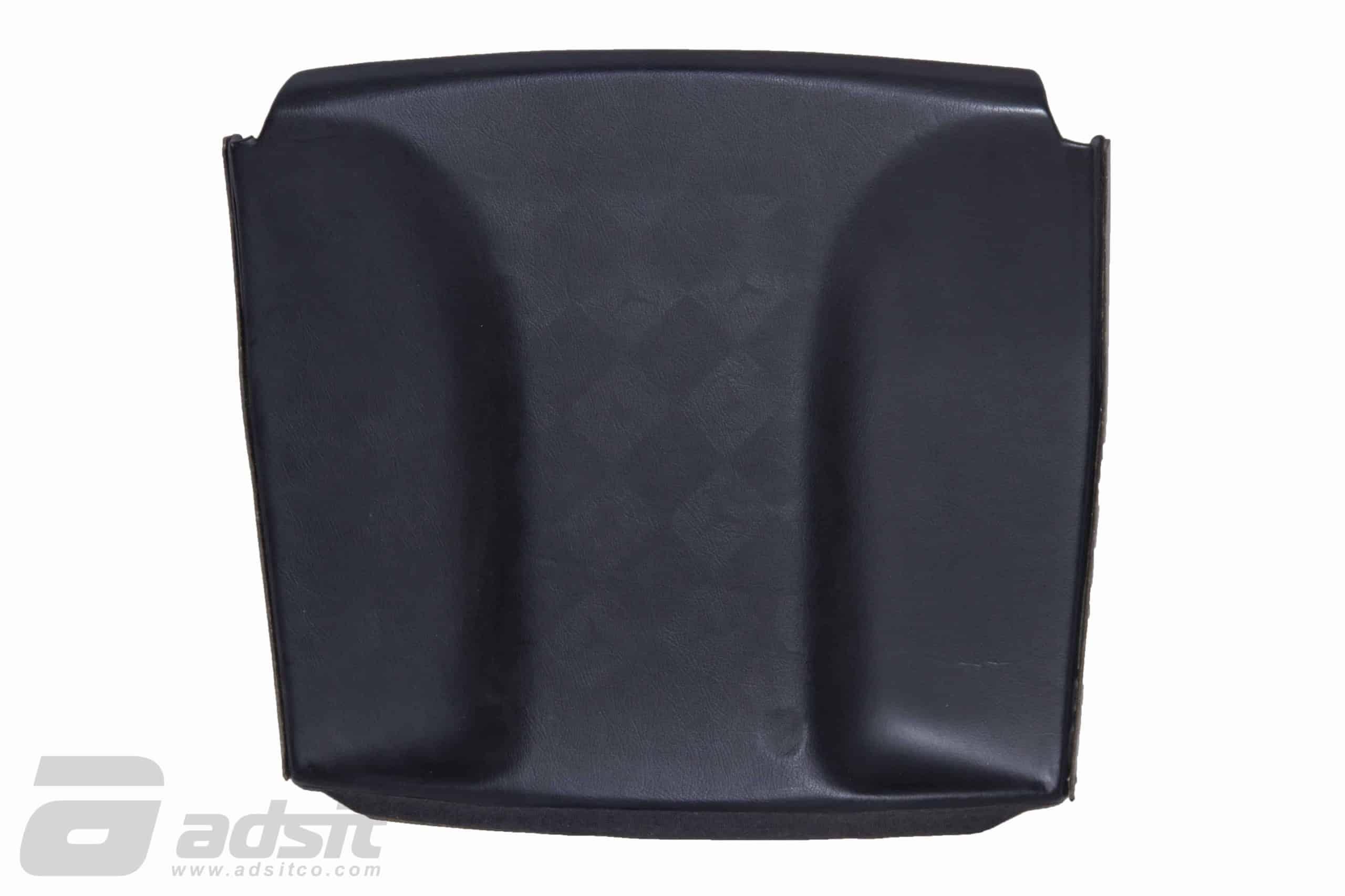 FRONT SEAT BACK PANEL – BLACK