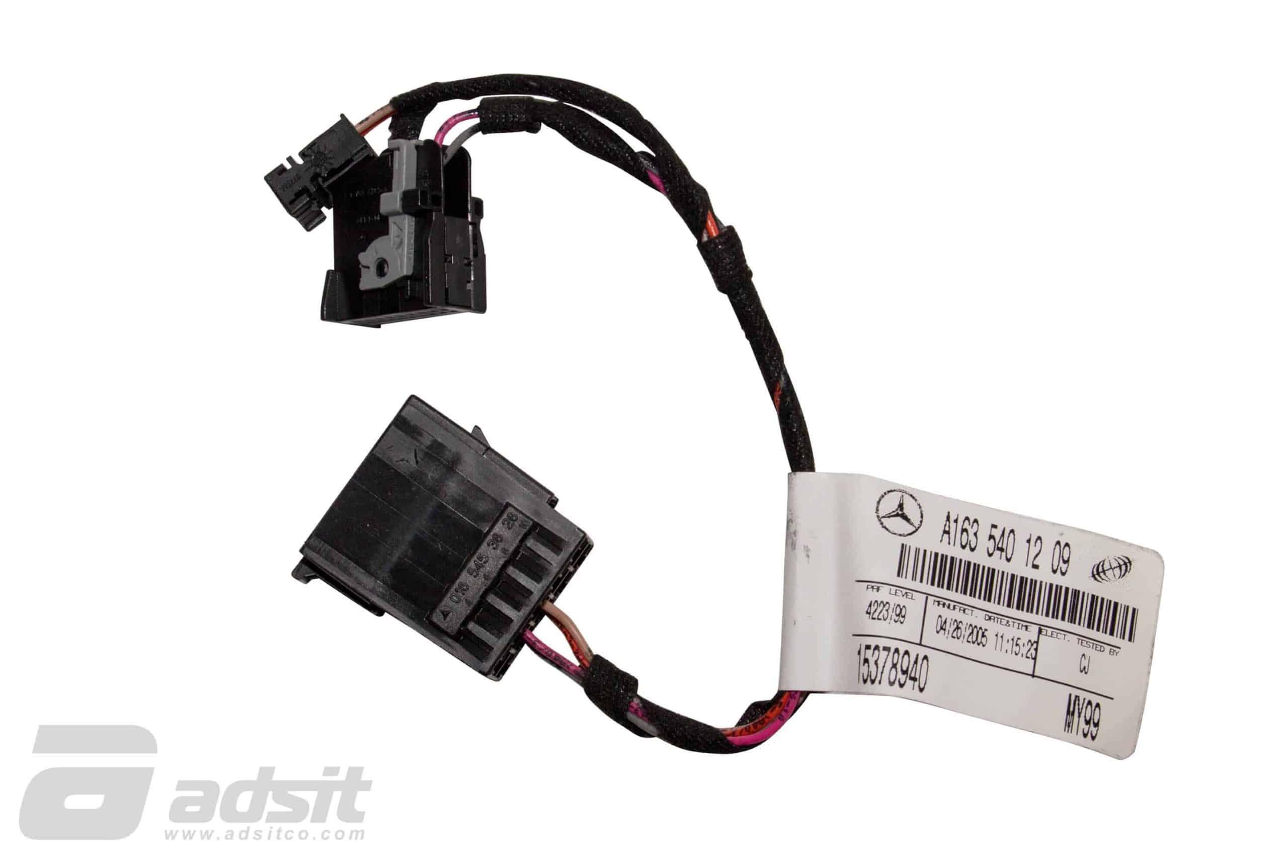 Radio Set Cable Harness