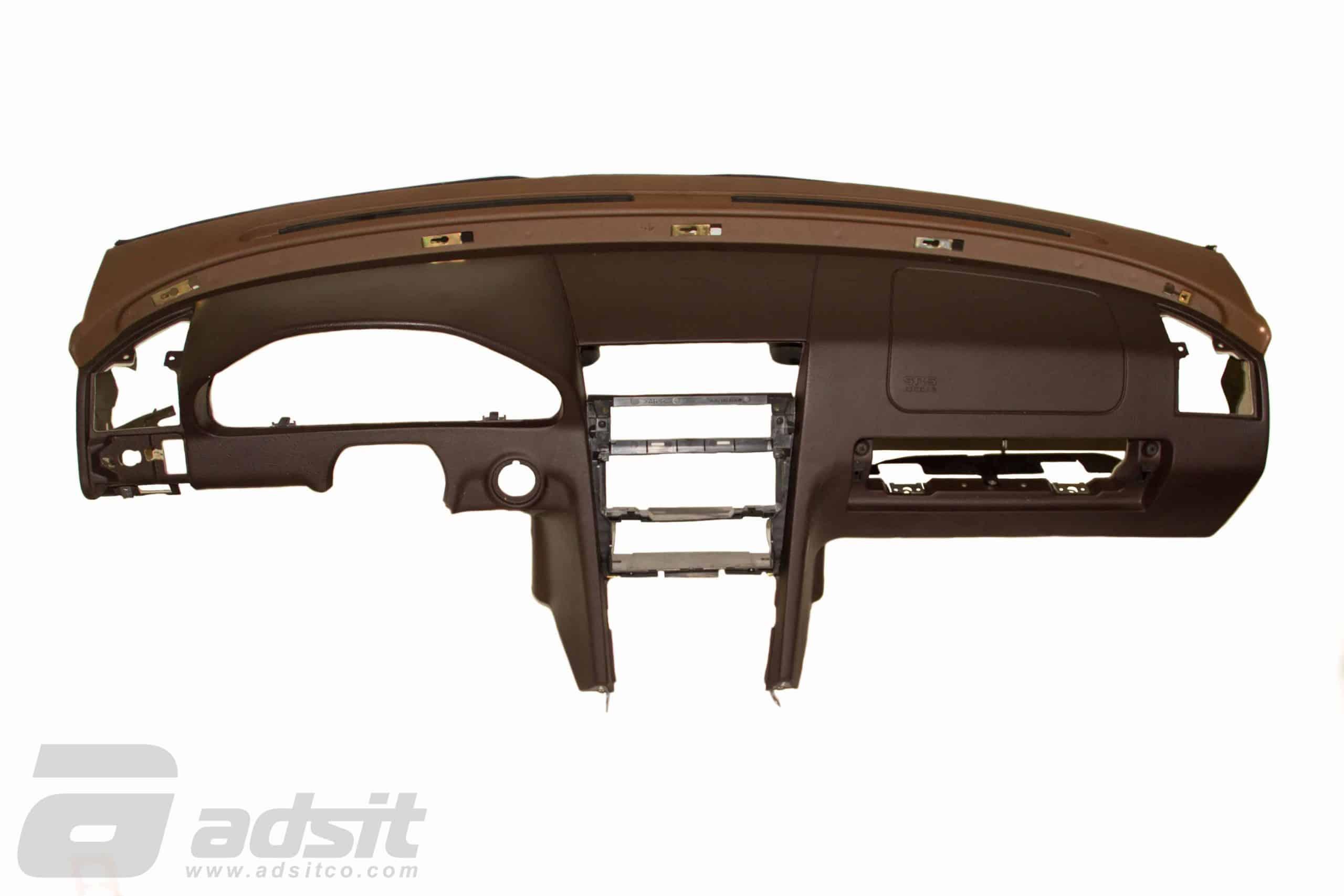 Dark Brown Dash Pad