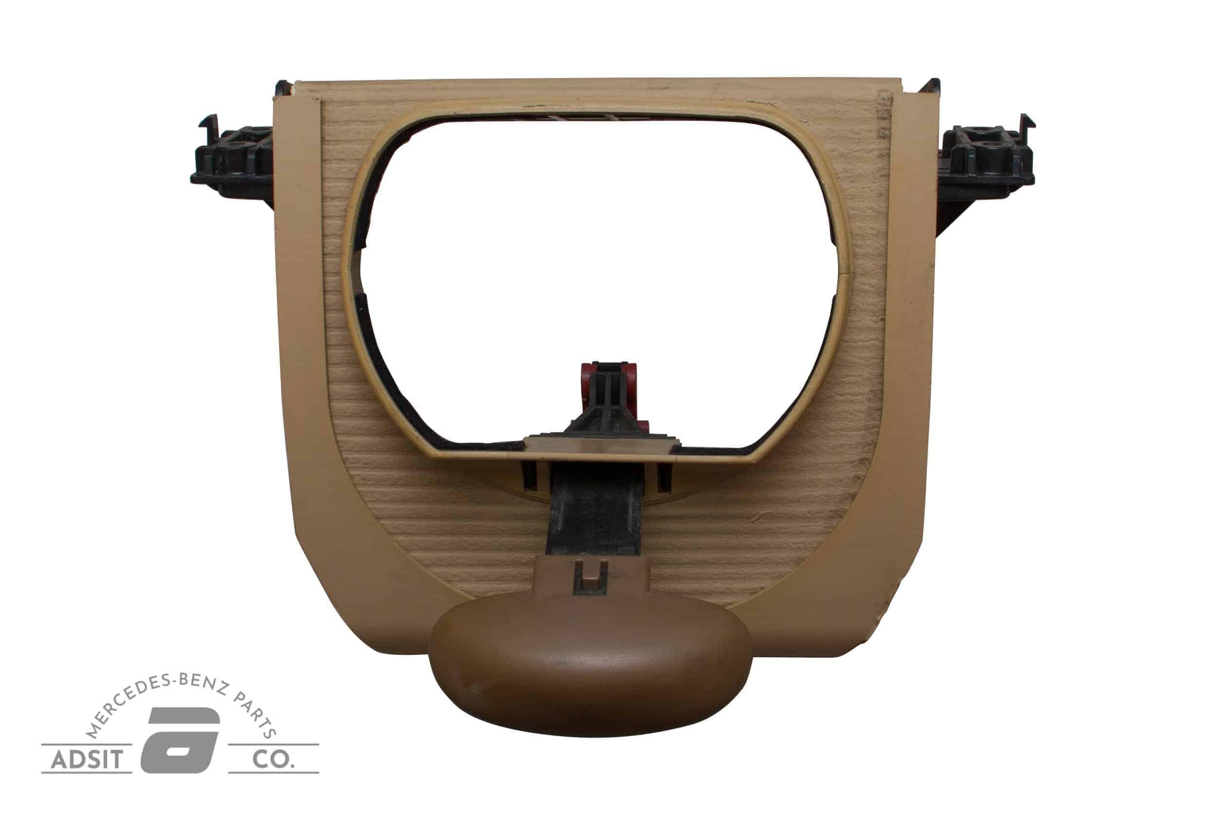Mechanical Steering Wheel Height Adjust Cover W/ Grip