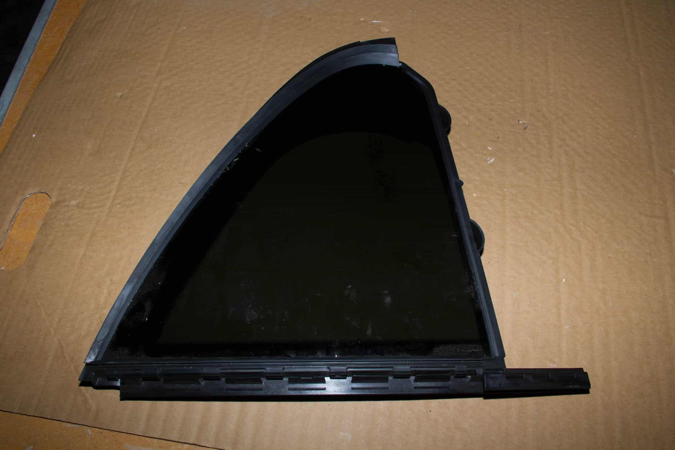 Rear Right Fixed Side Window