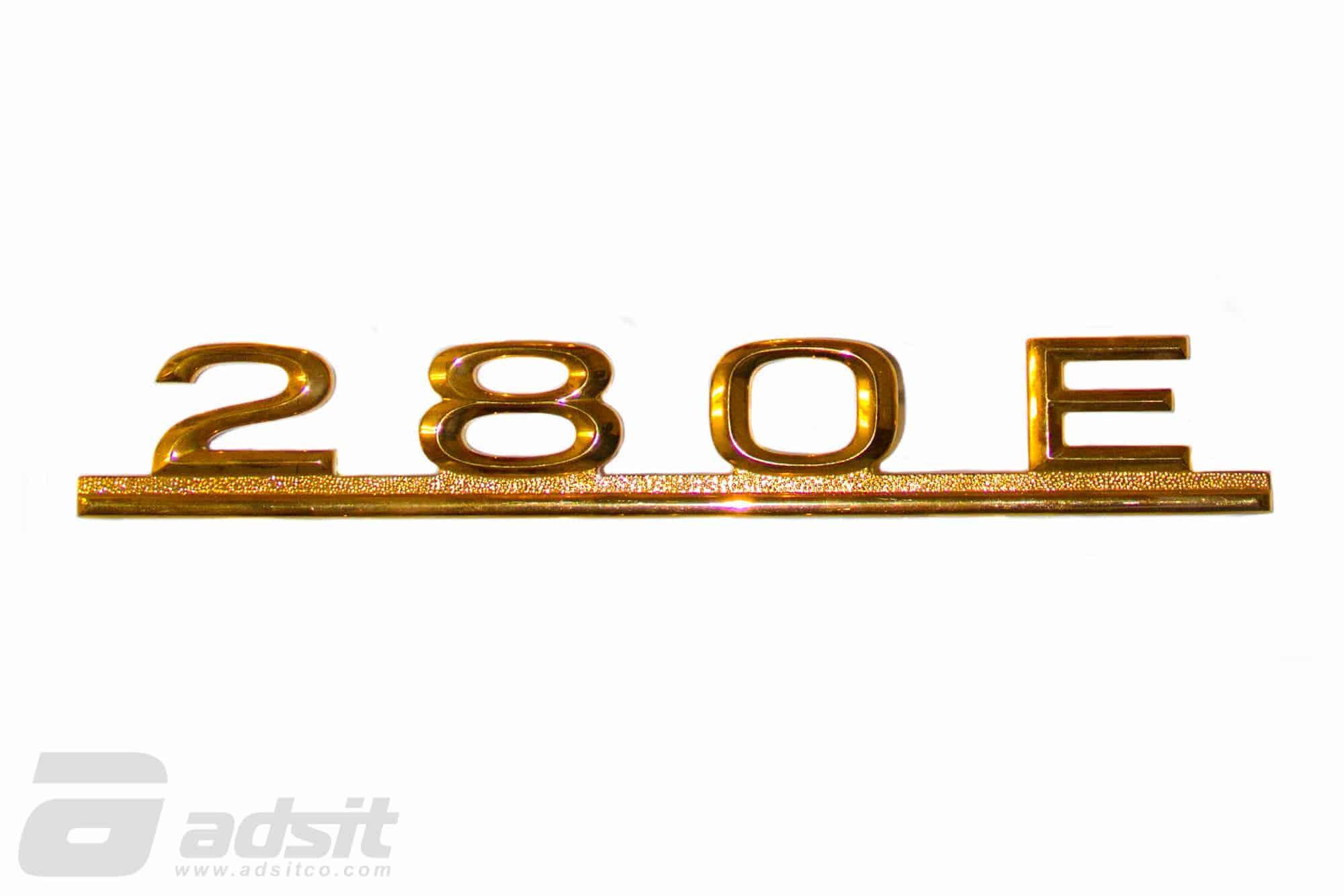 280E GOLD BADGE