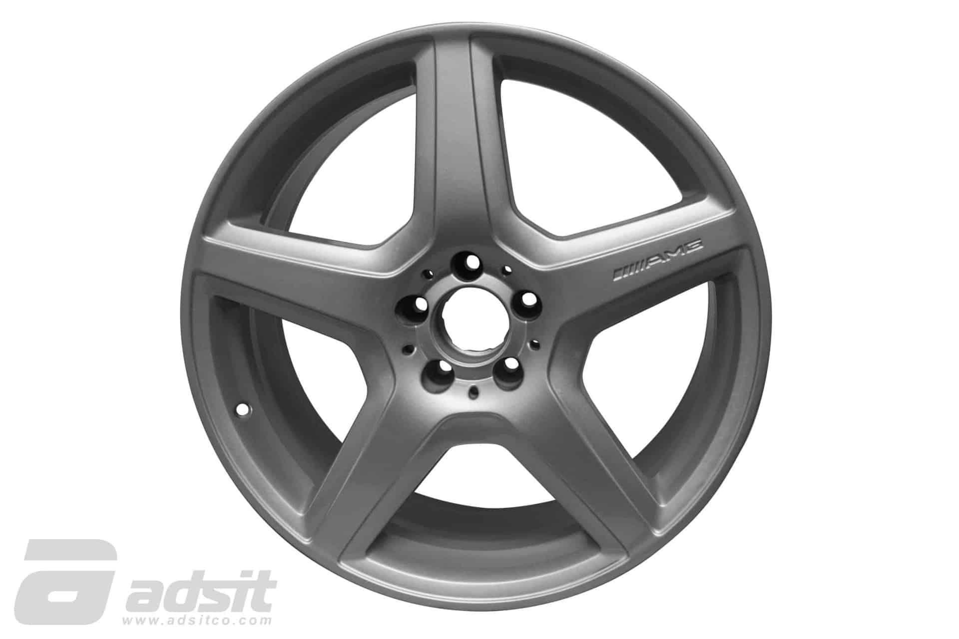 5 spoke mercedes wheels