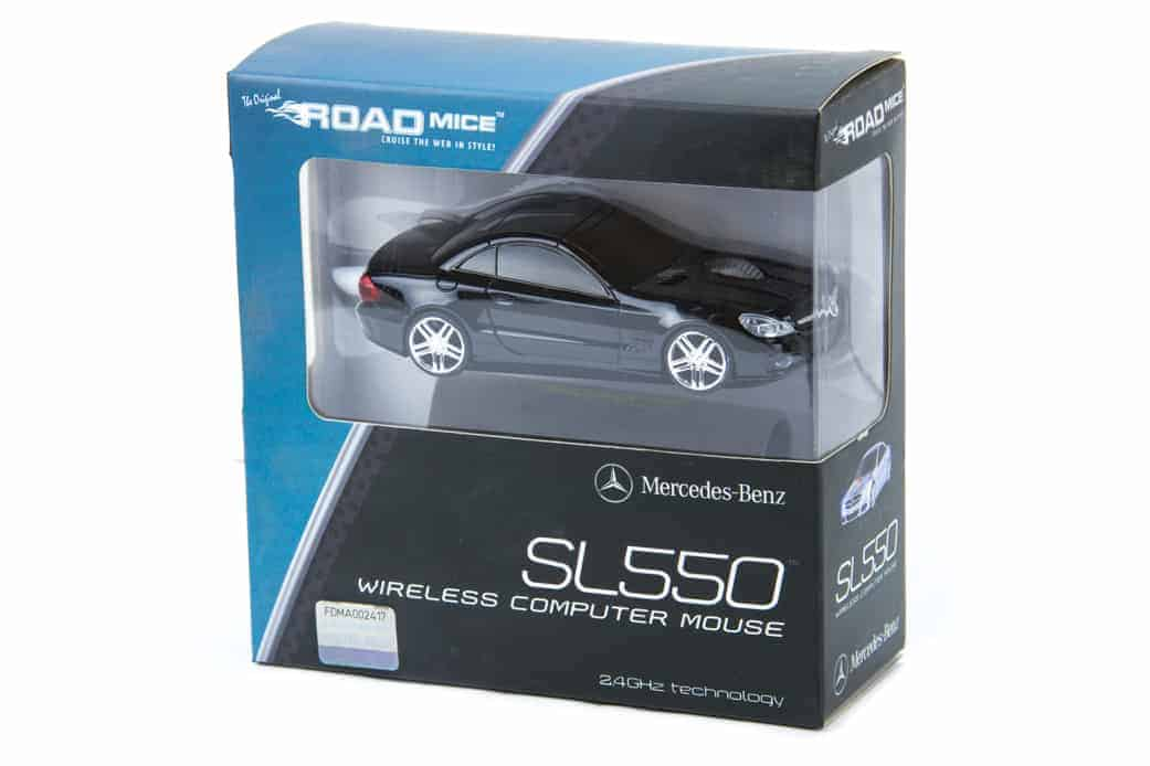 WIRELESS SL550 MOUSE