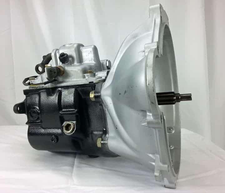 mercedes rebuilt transmissions