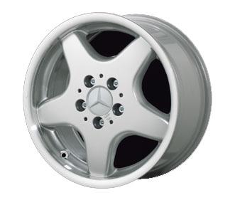 mercedes wheels replica